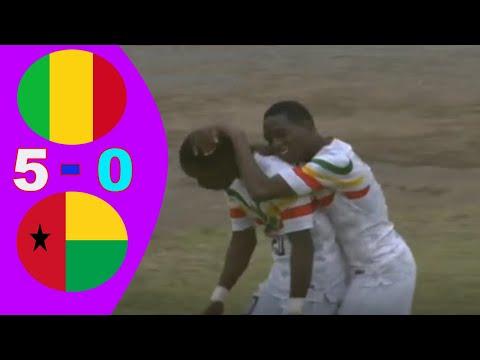 Mali vs Guinée-Bissau (5-0) Résumé de la rencontre : Tournoi UFOA (A)  U17 (2021)