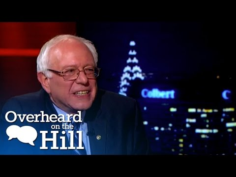 Bernie Sanders For President? | Overheard On The Hill | msnbc