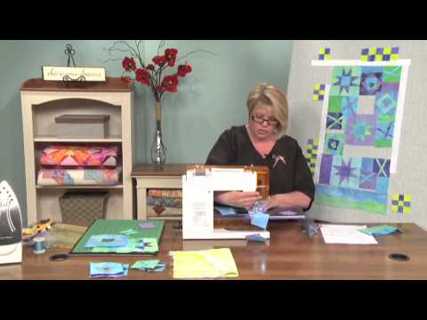 Freestyle Piecing to Make Original Quilt Blocks     National Quilter's Circle