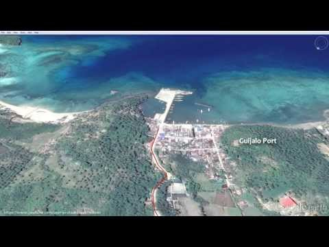 Goa-Lagonoy-Presentacion-Caramoan Road Flyby 2015