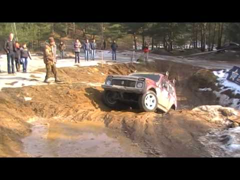Girls Mudding Off roading Hill Climbing Extreme