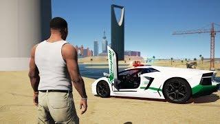 Visiting DUBAI in GTA 5