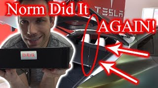 Another MUST Have Tesla Accessory by Norm!!