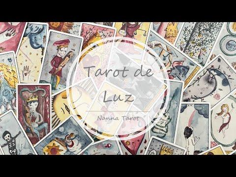 開箱  光之塔羅 • Tarot de Luz // Nanna Tarot