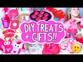 DIY Valentine's Day Treats + Gifts!! | Gifts for Boyfriend, Friends, and More!!