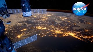 NASA - Earth view from ISS - 1080p60 HD - (time lapse)