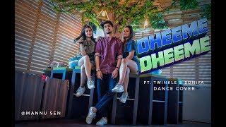 DHEEME DHEEME | Tony Kakkar | Mannu Sen Choreography | Mannu VDT | VengaBoys Dance Academy
