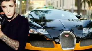 Justin bieber best cars collection