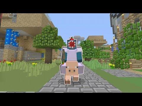 Minecraft Xbox - Slippery Survival - Mr. Porkinson!! [102]