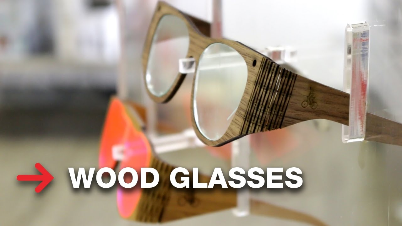 86c6111768 Wooden Glasses