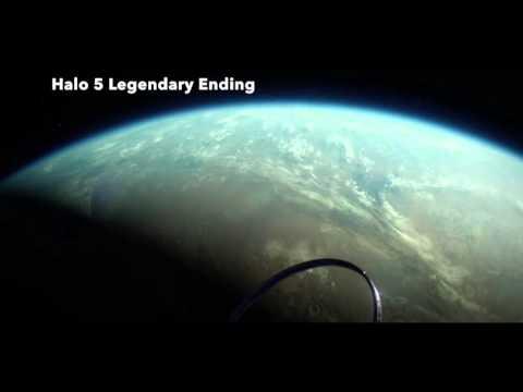 Halo 5 - Legendary Ending - Cortana's Song Origin