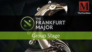 [Stomp] VG vs unknown (Game 2) (Frankfurt Major) Full Game
