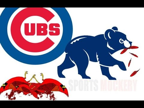 Relive The Chicago Cubs Vs St Louis Cardinals Rivalry