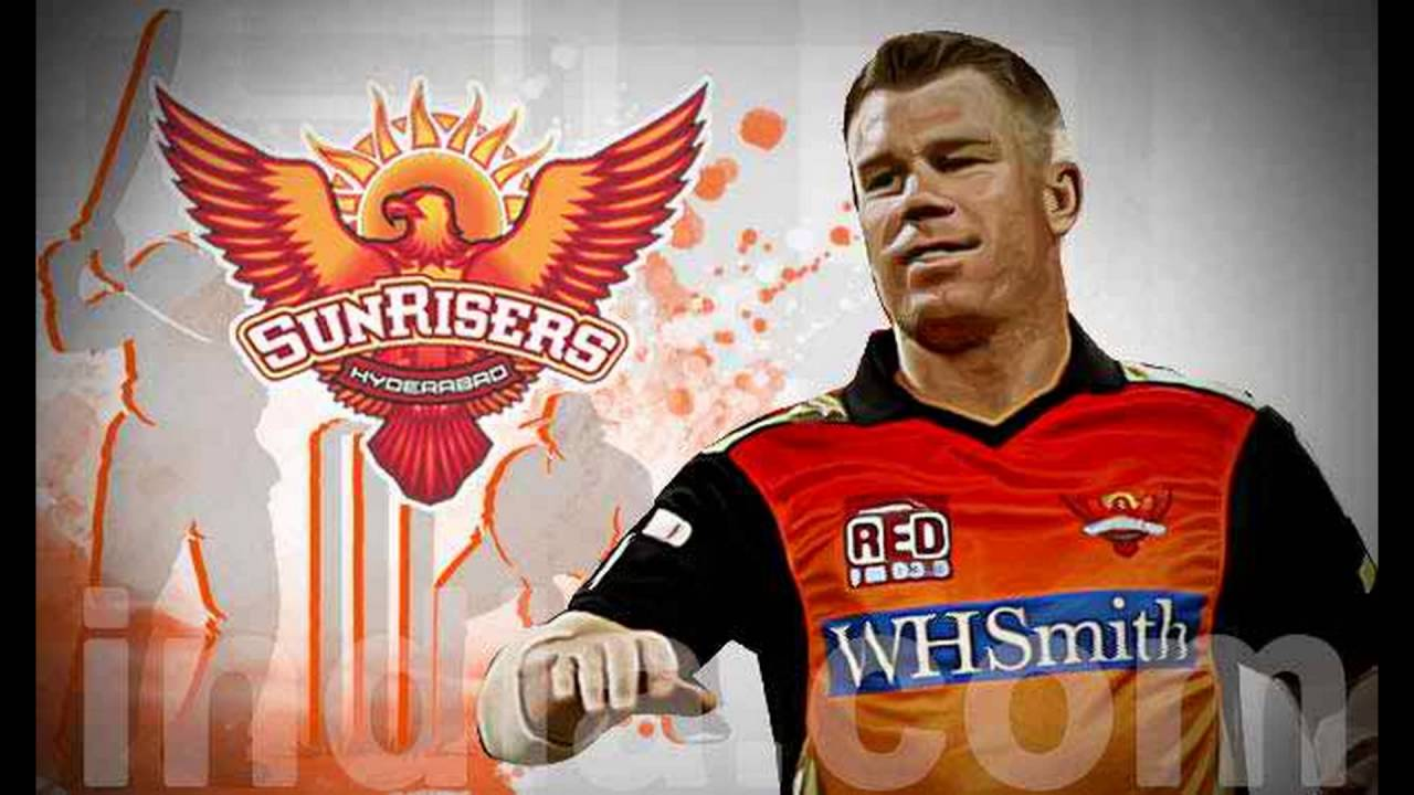 Official Sunrisers Hyderabad 2016 New Anthem Theme Song Go ...