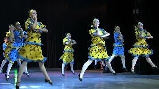 Russian dance Улочки московские Танец Русский