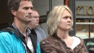 Minuto de silencio en Noruega por víctimas masacre