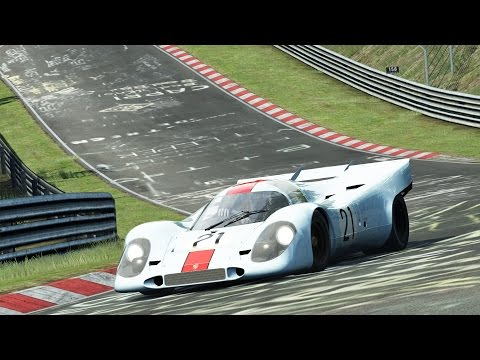 NEW Porsche 917 K / ON BOARD / Nürburgring / Assetto Corsa |