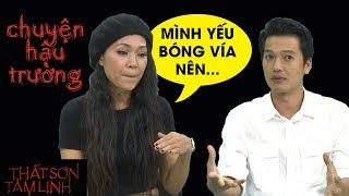Sởn gai ốc chuyện hậu trường Thất Sơn Tâm Linh qua lời kể Quang Tuấn – Đinh Y Nhung