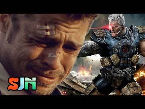Did Fox Dodge a Bullet By Not Casting Brad Pitt as Cable?