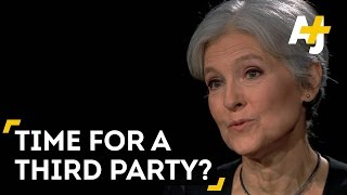 Jill Stein: The Two-Party System Is Broken