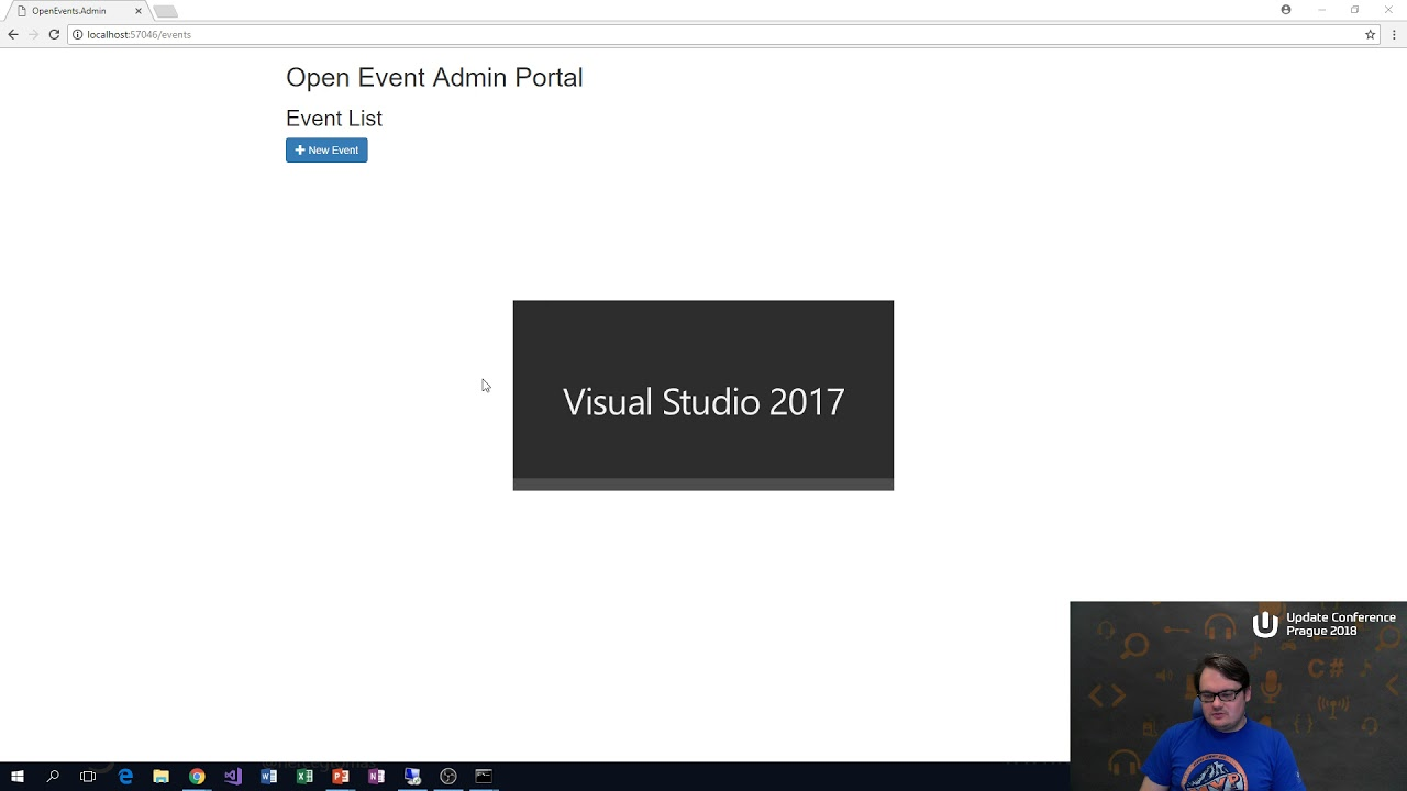 Building open source event registration system #3