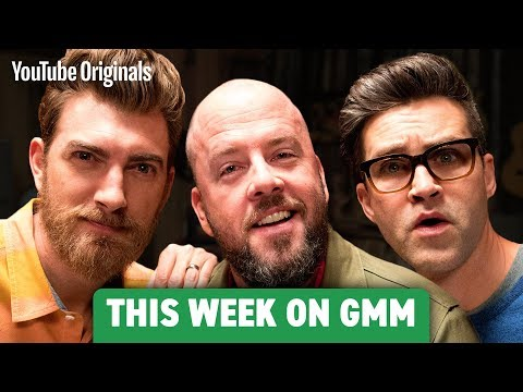 Chris Sullivan  This Week on GMM