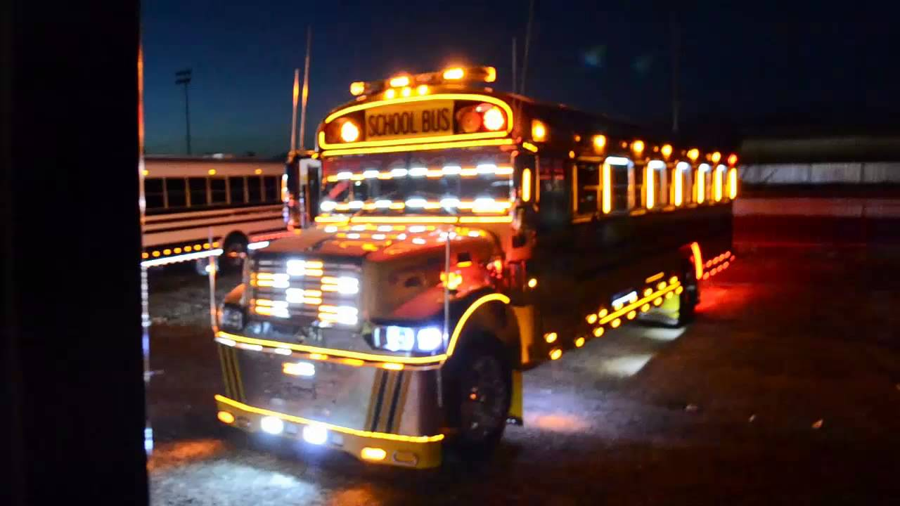 school bus light show salinas speedway youtube. Black Bedroom Furniture Sets. Home Design Ideas
