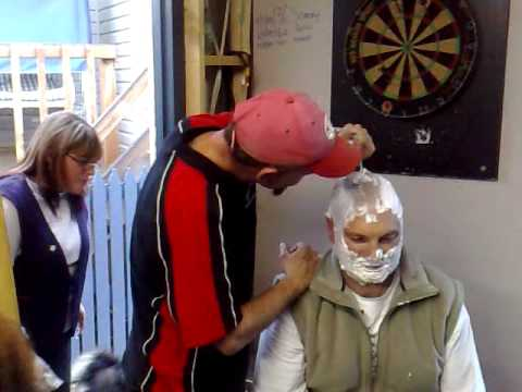 Shave Head For Losing Bet - image 4