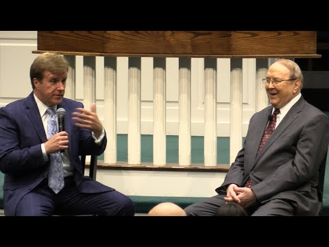 Interview with Dr James Dobson