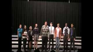 """Forever Young"" Acapella Group - Teenage Dream"