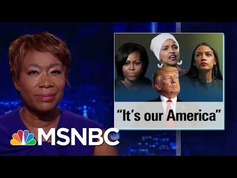 Trump Defends Racist Attacks As World Leaders Condemn | The Last Word | MSNBC