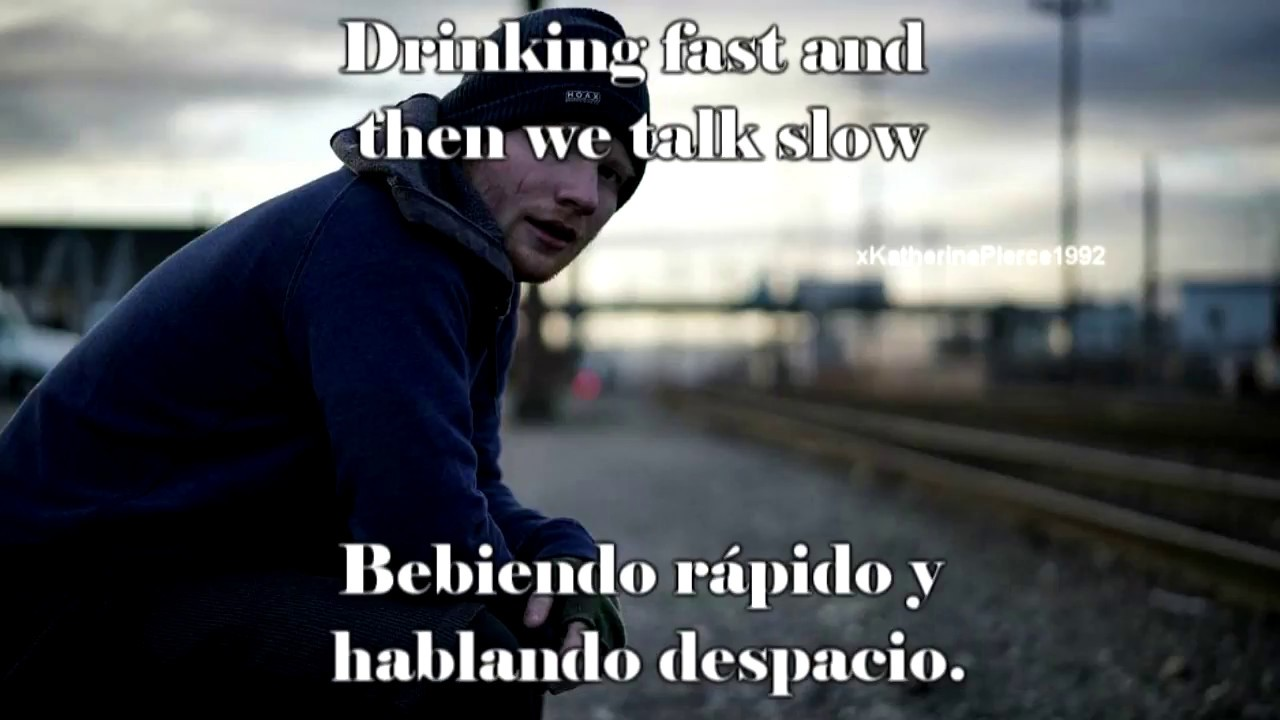 Ed Sheeran Shape Of You Sub Espanol Ingles