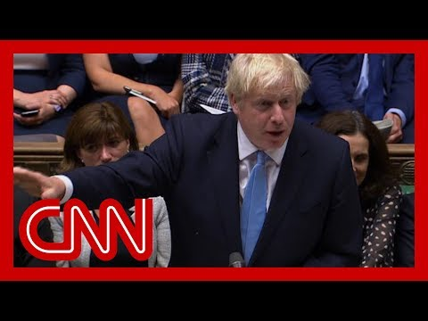 UK leaders battle