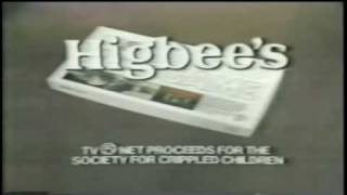 higbees commercial