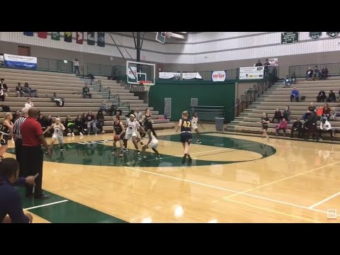 Grand Haven highlights, reaction from 52-47 girls basketball district loss to Muskegon