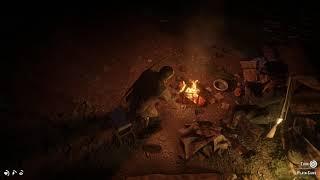 Red Dead Redemption 2 Make Camp Cook Food