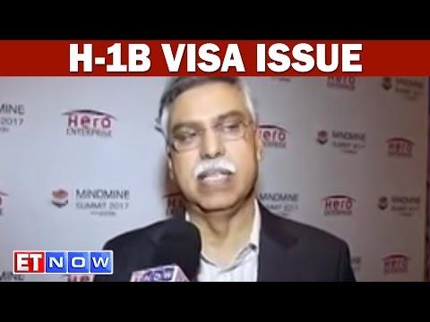 Sunil Kant Munjal On H1B Visa Issue