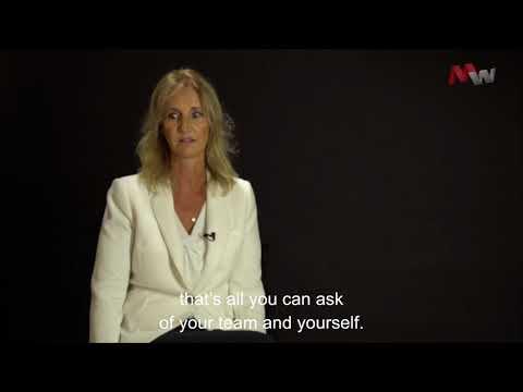 Sonia Irvine - I set my standards high