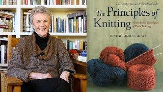 Principles of Knitting - June Hemmons Hiatt - Ep. 68 - Fruity Knitting