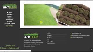 Обзор сайта ho4ugazon