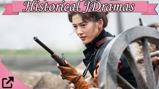 Top 10 Historical Japaneses Dramas 2016 (All the Time)