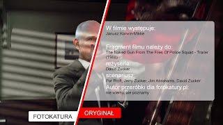 Janusz Korwin-Mikke ogląda owłosione ....