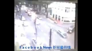 CCTV Camera Footage of Penang UMNO Building Incident
