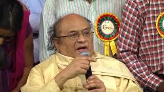 Dr C Narayana Reddy meesage