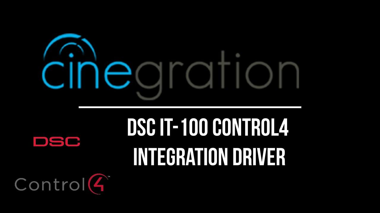 DSC CONTROL4 WINDOWS 10 DRIVER DOWNLOAD