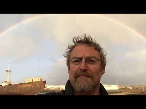 Shipwreck Over The Rainbow - Mike Browne