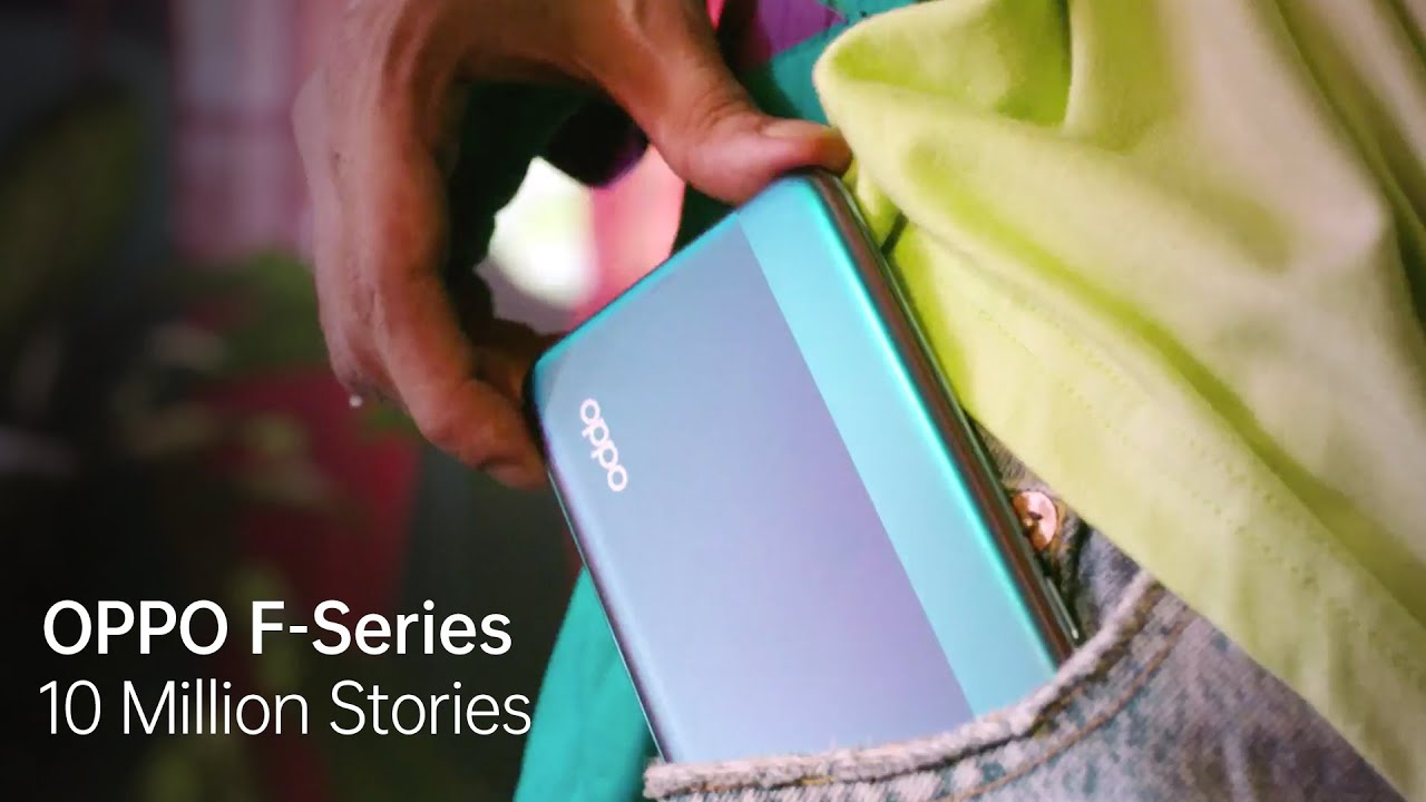 Why Rohit loves OPPO F-series   10 Million Stories