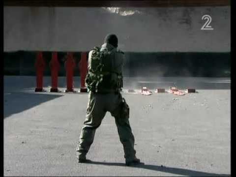 Israel's Elite Counter-Terrorism Unit - Yamam