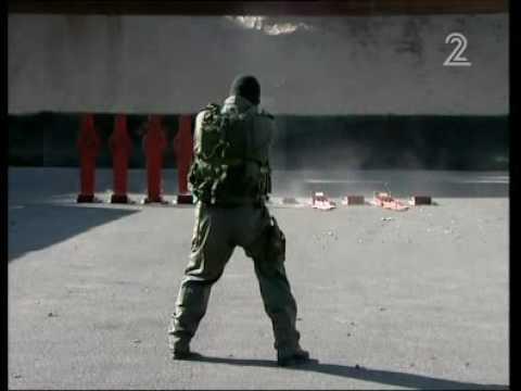 Israel's Elite Counter-Terrorism Unit - Yamam