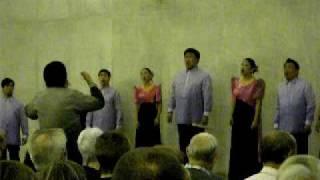 Hay quien precisa - UST Singers - Sant Quirze 2010